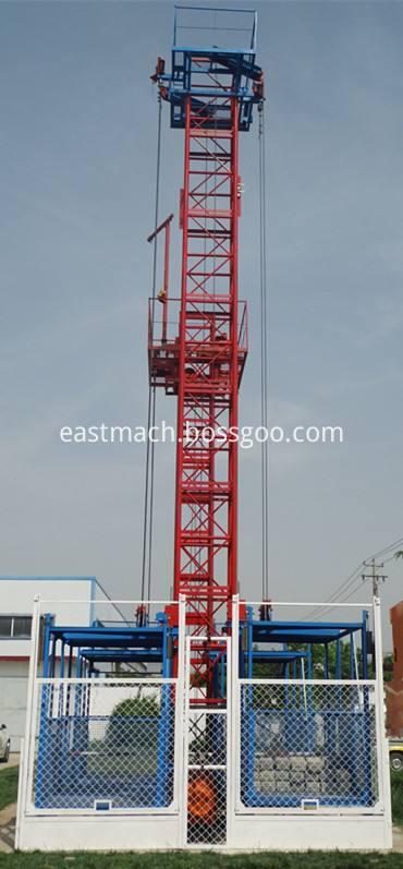 Ce Approved Construction Hoist Building Hoist Elevator Supplier