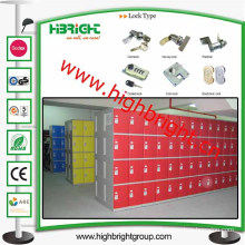 ABS Plastic School Swimming Pool Locker