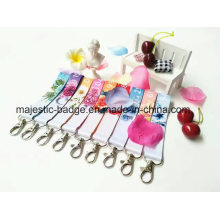 Heat Transfer Printing Ribbon Keychain (Hz 1001 C035)