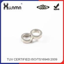 Imán de los componentes electrónicos de los anillos de zafiro
