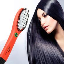 Hair Brush Straightening Tool