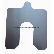 Plaque d'emboutissage en acier inoxydable (SS)