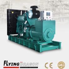 Bester Preis 125kva großer Power Diesel-Generator-Set