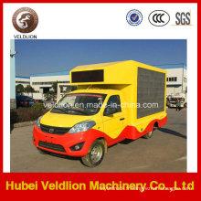 Camion d'affichage mobile Forland avec moteur à essence