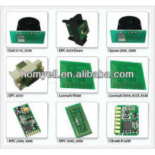 high quality laser toner cartridge chips from homyell