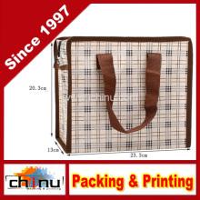 Bolso no tejido del empaquetado de las compras de la promoción (920067)