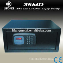 Hotel safe locker,hotel safety box,hotel standing safe with display and easy operation