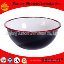 14cm Enamel Cookware/High Quality Kitchenware/Food Bowl