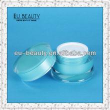 Revestimento de cor Cosmetic Acrylic Jar 50g