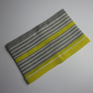 Cheap Acrylic Striped Neck Scarf