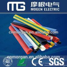 Haute qualité standard 10mm thermorétractable vert