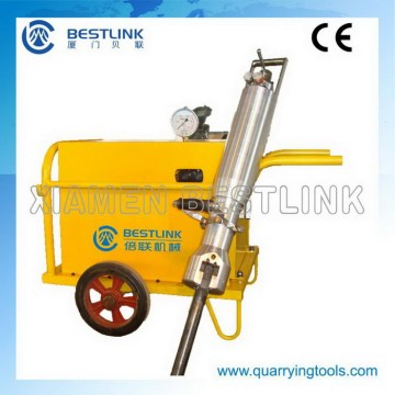 Mining Engineering Tool Darda Hydraulic Rock Splitter From Bestlink