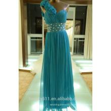 EN STOCK Vestido corto SE19 del vestido de partido de las mujeres del vestido de partido del Uno-Hombro verdadero de seda