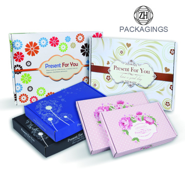 Custom+flexo+printing+garment+packaging+box