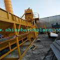 40 No Foundation Concrete Batching Plant