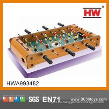 Alta calidad interior de juguete de deporte mesa de billar de mesa de fútbol