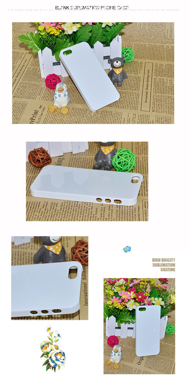 FREESUB Sublimation Heat Press Cell Phone Case