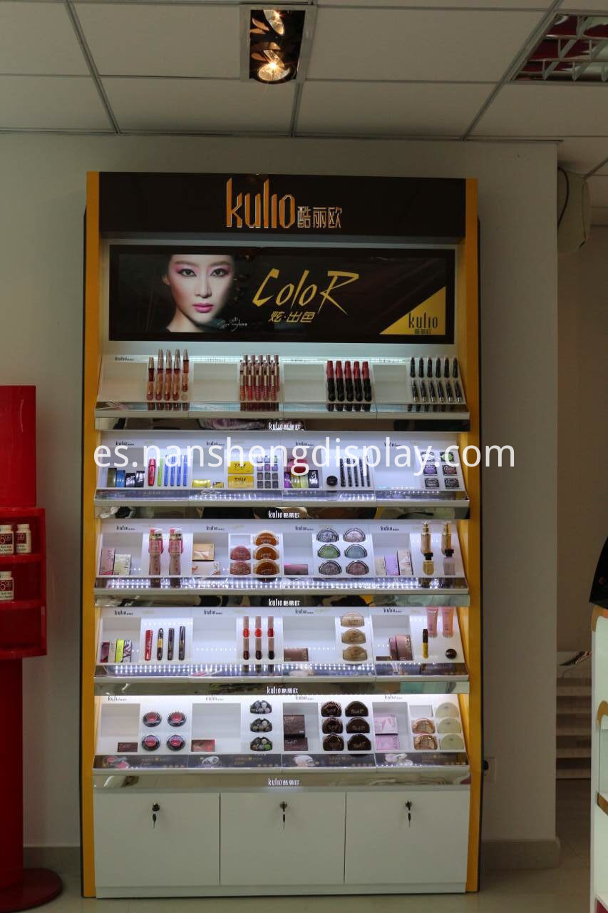 Cosmetic Counter Design