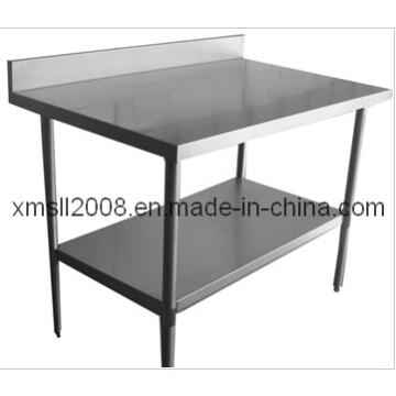 Edelstahl Tisch (GDS-SS12)