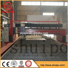 CNC-Faser-Blech-Laser-Schneidemaschine / Faser-Laser 1000W für Aluminium