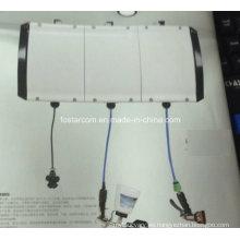 3 Conjunto de dispositivo de tubería de bobina de tambor combinado