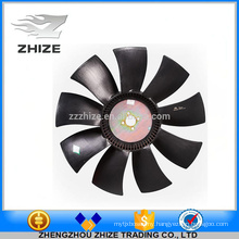 Hot sale bus spare part 1308-00241 Radiator cooling fan for Yutong
