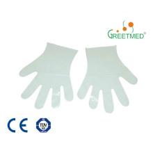 Krankenhaus-medizinischer Wegwerf-PET-Handschuh