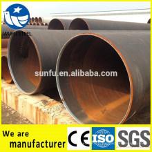 Tube en acier Q345B soudé au carbone haute performance