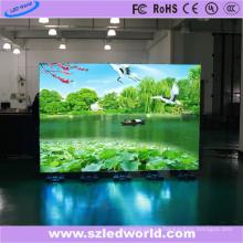 P4.81 Tablero de exhibición a todo color de alquiler interior de la muestra del LED para hacer publicidad (CE, RoHS, FCC, CCC)