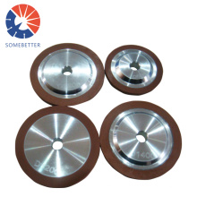 Flat Shape Wholesale Price Electroplated Standard High Efficiency Great Sandstone Sdc Grinding Pcd Micro-drilling Diamond Wheel
