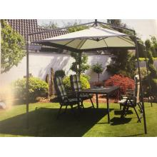 Outdoor PARASOL GAZEBO of large size