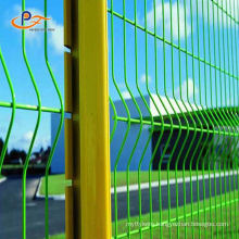 Widely Used Good Quality 3d Welded Curved Wire Mesh Fence