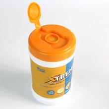 Zhanwang Custom Packaging Medizinische Alkohol Desinfektionstücher