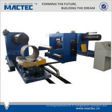 Machine de gaufrage de plaque en métal manuel de feuille en aluminium