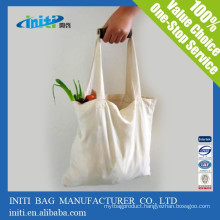 China custom cheap quality recyclable shopping cotton bag