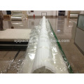 7m width 3D holographic transparent projection film for Retail products exhibition