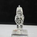 crystal glass horse figurine the chinese zodiac crystal animal