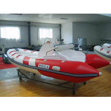Rigid Hull Inflatable Boat 4.7m - Sail Boat
