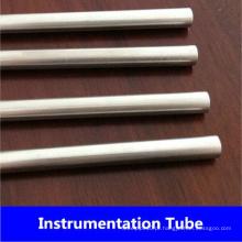 Tubo capilar sem costura do fornecedor da China para o tubo de exaustão (316)