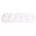 Acrylic Poker Chip Case Honeycomb Shape