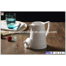 1000ml de café potável de cerâmica pot água por atacado