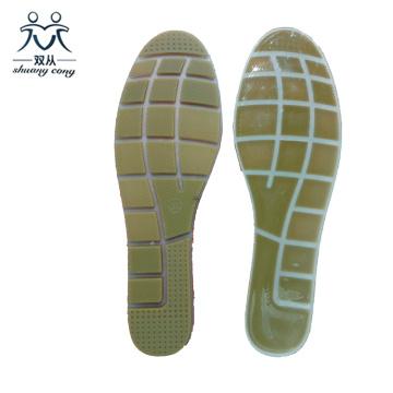 PVC Flats Sandals Outsole