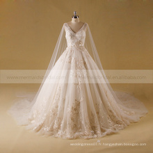 Robe de fête de mariage usine de robe de mariage