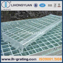 Galvanised Serrated Steel Grating for Platform Panels