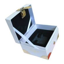 Caja de empaquetado de alta calidad de la fragancia rígida de la cartulina del cierre del imán de la impresión agradable