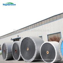 manufacturer multi ply ep fabric rubber conveyor belt