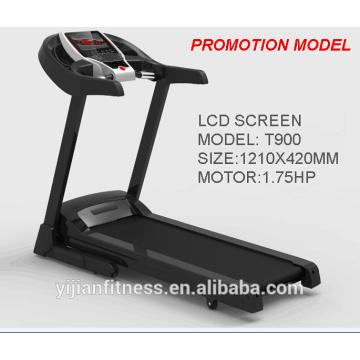 Neue Fitness, Sport Ausrüstung, motorisiertes Laufband home Laufband T900