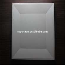 Elegance Artistic Ceiling Clip-in Tile Clip-in Square Metal Ceiling