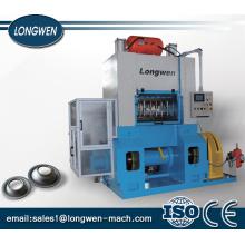 Aerosol / Línea de fabricación de cono y domo de tapa de pulverización / Ambientador / Máquina para fabricar latas de estaño con gas químico