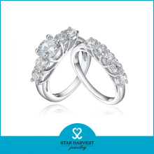 Engagement Couple Wedding Rings (SH-R0590)